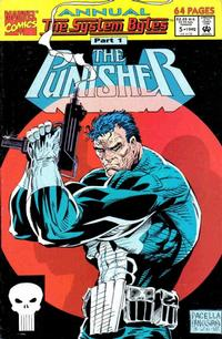 Cover Thumbnail for The Punisher Annual (Marvel, 1988 series) #5 [Direct]