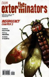 Cover Thumbnail for The Exterminators (DC, 2006 series) #9