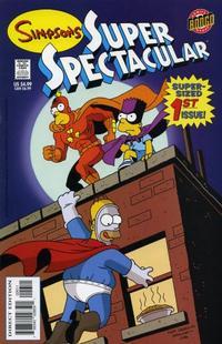 Cover Thumbnail for Bongo Comics Presents Simpsons Super Spectacular (Bongo, 2005 series) #1