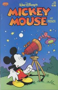 Cover Thumbnail for Walt Disney's Mickey Mouse and Friends (Gemstone, 2003 series) #263