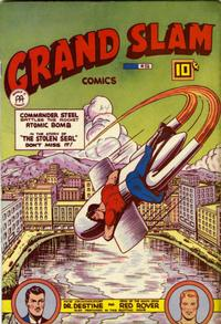 Cover Thumbnail for Grand Slam Comics (Anglo-American Publishing Company Limited, 1941 series) #52