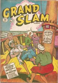 Cover Thumbnail for Grand Slam Comics (Anglo-American Publishing Company Limited, 1941 series) #55