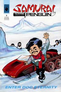 Cover Thumbnail for Samurai Penguin (Slave Labor, 1986 series) #8
