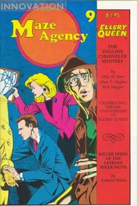 Cover Thumbnail for The Maze Agency (Innovation, 1989 series) #9