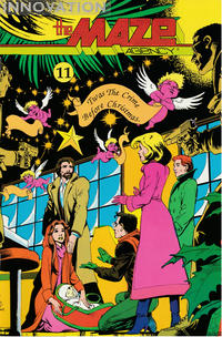 Cover Thumbnail for The Maze Agency (Innovation, 1989 series) #11