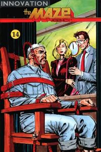 Cover Thumbnail for The Maze Agency (Innovation, 1989 series) #14