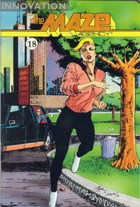 Cover Thumbnail for The Maze Agency (Innovation, 1989 series) #18