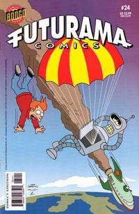 Cover Thumbnail for Bongo Comics Presents Futurama Comics (Bongo, 2000 series) #24