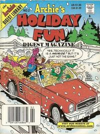 Cover Thumbnail for Archie's Holiday Fun Digest (Archie, 1997 series) #2