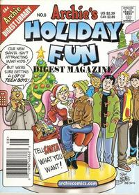 Cover Thumbnail for Archie's Holiday Fun Digest (Archie, 1997 series) #8