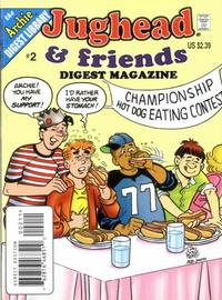 Cover Thumbnail for Jughead & Friends Digest Magazine (Archie, 2005 series) #2