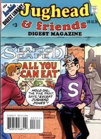 Cover Thumbnail for Jughead & Friends Digest Magazine (Archie, 2005 series) #3