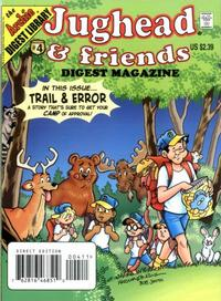 Cover Thumbnail for Jughead & Friends Digest Magazine (Archie, 2005 series) #4