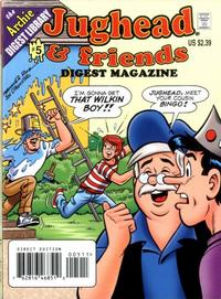 Cover Thumbnail for Jughead & Friends Digest Magazine (Archie, 2005 series) #5