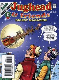 Cover Thumbnail for Jughead & Friends Digest Magazine (Archie, 2005 series) #7 [Direct edition]