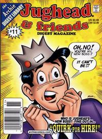 Cover Thumbnail for Jughead & Friends Digest Magazine (Archie, 2005 series) #11