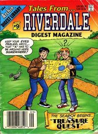 Cover Thumbnail for Tales from Riverdale Digest (Archie, 2005 series) #9