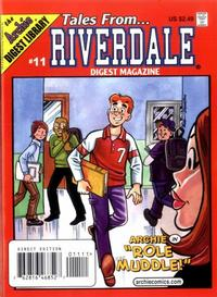 Cover Thumbnail for Tales from Riverdale Digest (Archie, 2005 series) #11