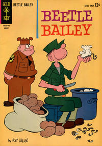 Cover Thumbnail for Beetle Bailey (Western, 1962 series) #46