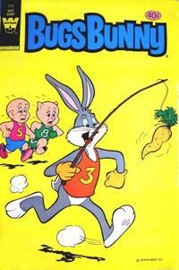 Cover Thumbnail for Bugs Bunny (Western, 1962 series) #219