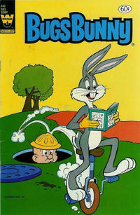 Cover Thumbnail for Bugs Bunny (Western, 1962 series) #233