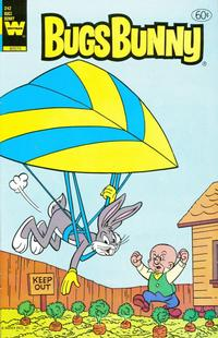 Cover Thumbnail for Bugs Bunny (Western, 1962 series) #242