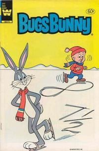 Cover Thumbnail for Bugs Bunny (Western, 1962 series) #244