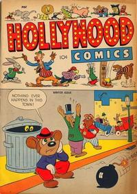 Cover Thumbnail for Hollywood Comics (New Age Publishers, Inc., 1944 series) #1
