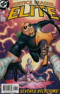 Cover Thumbnail for Justice League Elite (DC, 2004 series) #8
