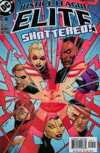 Cover Thumbnail for Justice League Elite (DC, 2004 series) #9