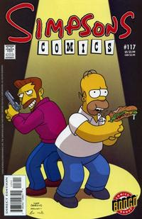 Cover Thumbnail for Simpsons Comics (Bongo, 1993 series) #117