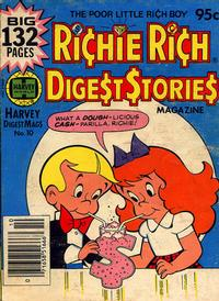 Cover Thumbnail for Richie Rich Digest Stories (Harvey, 1977 series) #10
