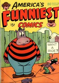 Cover Thumbnail for America's Funniest Comics (Wm. H. Wise & Co., 1944 series) #[nn]