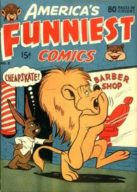 Cover Thumbnail for America's Funniest Comics (Wm. H. Wise & Co., 1944 series) #2