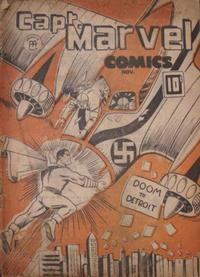 Cover Thumbnail for Captain Marvel Comics (Anglo-American Publishing Company Limited, 1942 series) #v2#11