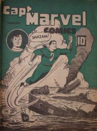 Cover Thumbnail for Captain Marvel Comics (Anglo-American Publishing Company Limited, 1942 series) #v3#2