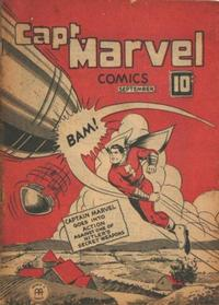 Cover Thumbnail for Captain Marvel Comics (Anglo-American Publishing Company Limited, 1942 series) #v3#9