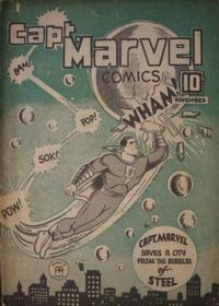 Cover Thumbnail for Captain Marvel Comics (Anglo-American Publishing Company Limited, 1942 series) #v3#11
