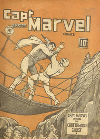 Cover Thumbnail for Captain Marvel Comics (Anglo-American Publishing Company Limited, 1942 series) #v3#12