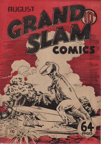 Cover Thumbnail for Grand Slam Comics (Anglo-American Publishing Company Limited, 1941 series) #v1#9 [9]