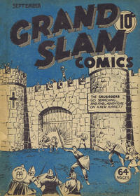 Cover Thumbnail for Grand Slam Comics (Anglo-American Publishing Company Limited, 1941 series) #v1#10 [10]