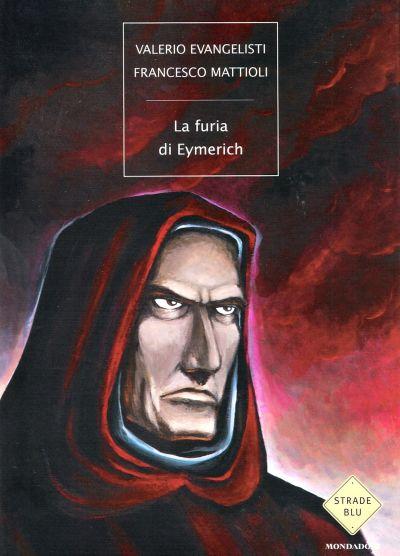 Cover for La Furia di Eymerich (Arnoldo Mondadori Editore, 2003 series)