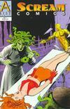 Cover for Scream Comics (A List Comics, 1998 series) #1