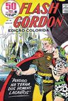 Cover for Flash Gordon - Magazine (Rio Gráfica e Editora, 1956 series) #62