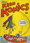 Cover for Keen Komics (Centaur, 1939 series) #2
