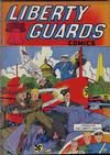 Cover for Liberty Guards Comics (Centaur, 1942 series) #[nn]