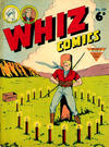 Cover for Whiz Comics (L. Miller & Son, 1950 series) #105