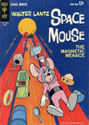 Cover for Walter Lantz Space Mouse (Western, 1962 series) #4