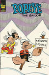 Cover for Popeye the Sailor (Western, 1978 series) #163