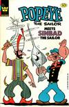 Cover for Popeye the Sailor (Western, 1978 series) #166